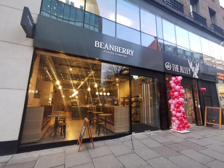 london shopfronts, Altus Contractors