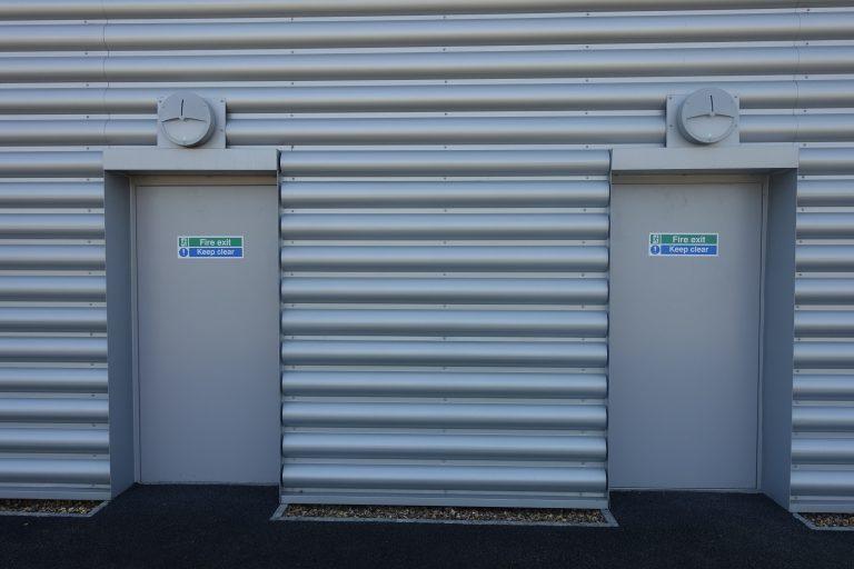 P A Doors (Public Access Doors)