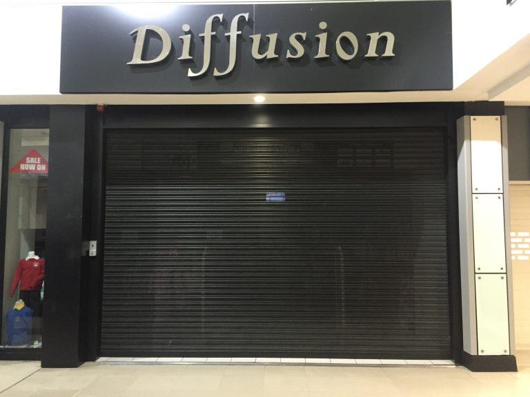 Mall Shop Shopfront - Contractors