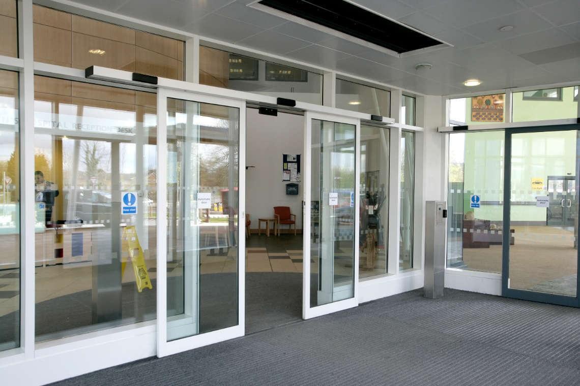 Automatic Doors Shopfronts