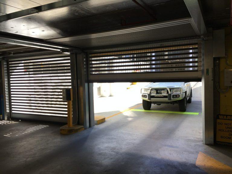 Car Parking Shutters