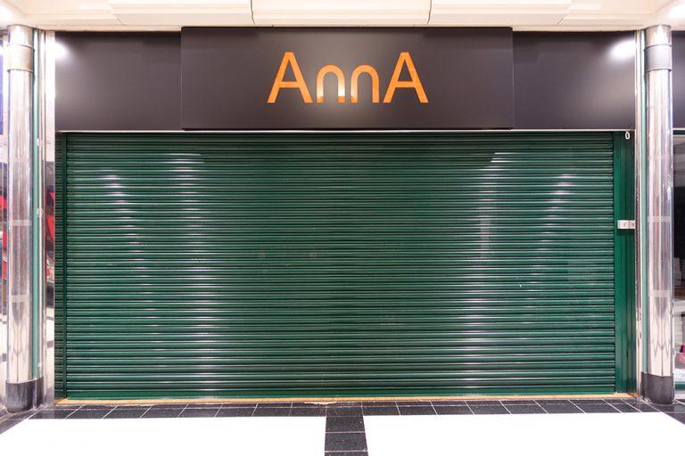 Commercial Shutter Doors